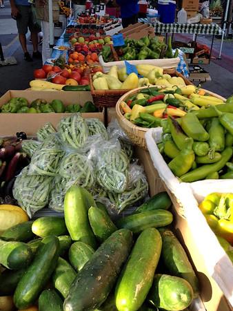 Capital City Public Market / August 11, 2012