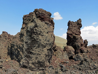 Craters of the Moon / August 6, 2012