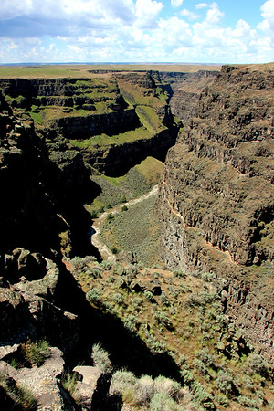 Bruneau Canyon Overlook