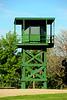 Guard Tower near Idaho Botanical Garden