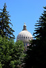Dome of the Idaho State Capitol Building