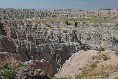 Badlands NP, SD.