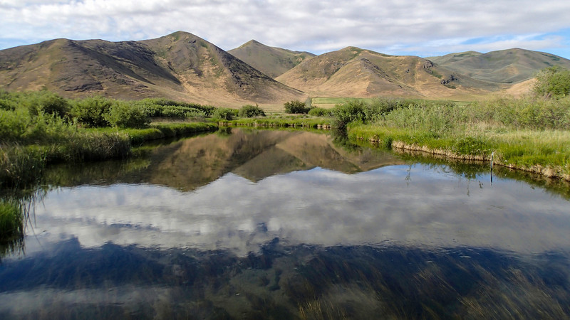 Silver Creek Preserve, near Picabo, Idaho