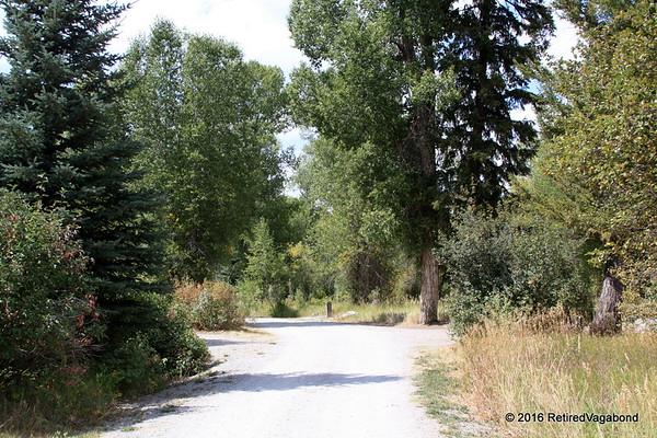 Interior Gravel Roads