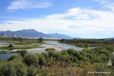 Snake River Fall 2016 - Swan Idaho
