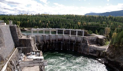 Cabinet Gorge Dam