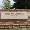 Paris Tabernacle  - Paris, ID  9-7-05