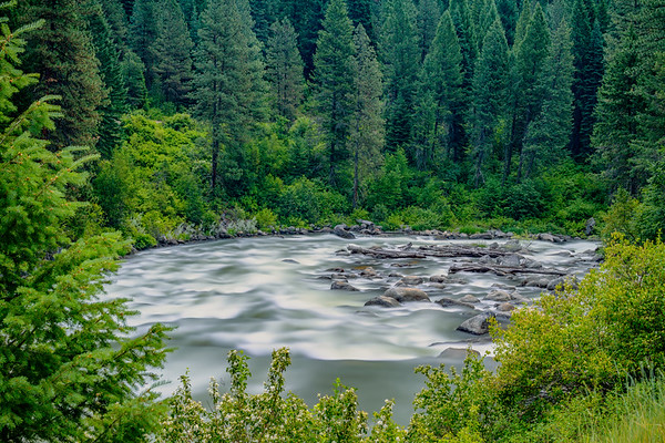 Payette River bliss
