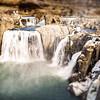 Shoshone Falls at Twin Falls Idaho