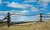 fence & clouds bull run Glch MT 0534