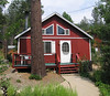 "Our room--the ""Tree House,"" Fern Valley Inn, Fern Valley, CA 23 Jun 2006"