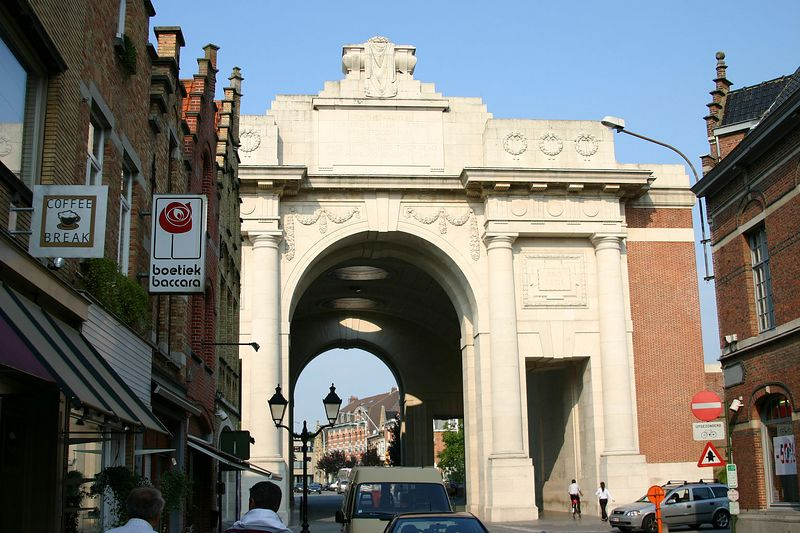 Ieper / Ypres - The Menin gate
