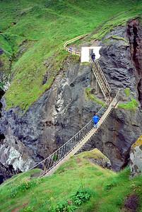 Carrick a Rede bridge