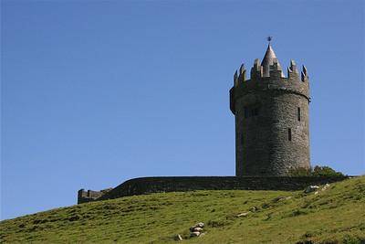 Doolin, Ierland.