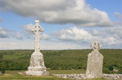 Celtic Crosses, Ierland.