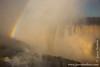 Brazilian Iguazu Falls Rainbow