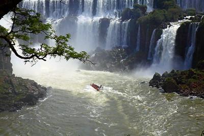 Iguazu Falls< Argentina