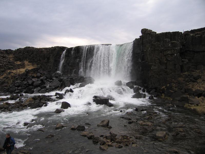 Waterval Thingvellir