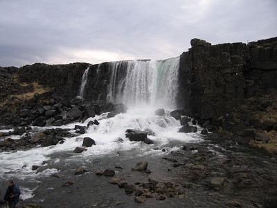 Waterval Thingvellir