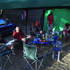 Life at the camp