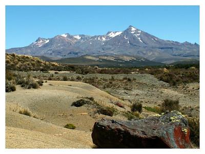 Mt Ruapehu 2796m