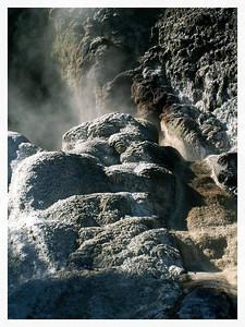 Diamond geyser