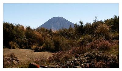 Mt Ngaurahoe 2290m