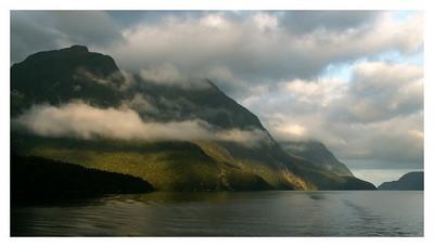 Doubtfull sound- Fjordland natinal park