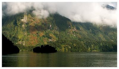 Doubtfull sound-Fjordland National park