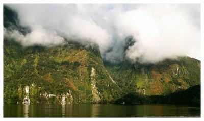 Doubtful sound-Fjordland national park