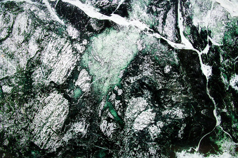 Green marble natural texture