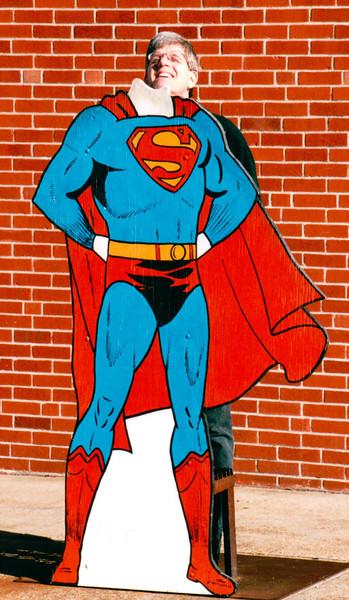 Randal, My Superman - Metropolis, IL  11-27-98
