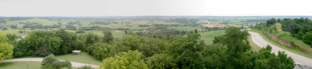 Illinois from Galena tower