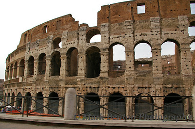 Aging Colosseum
