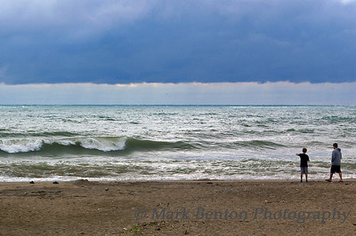 Sand Surf & Sky