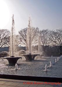 Palace Fountains Sparkle
