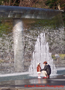 Fountain Backdrop