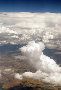 """Can You See Me?"" Clouds from Flight"