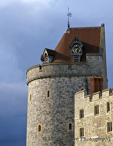 Windsor Castle Clock Tower
