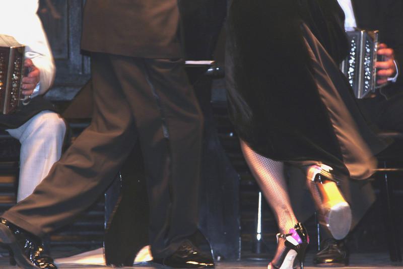 Tango Toes