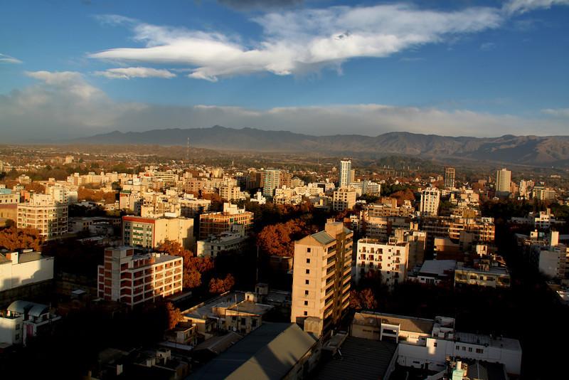 A Mendoza Moment