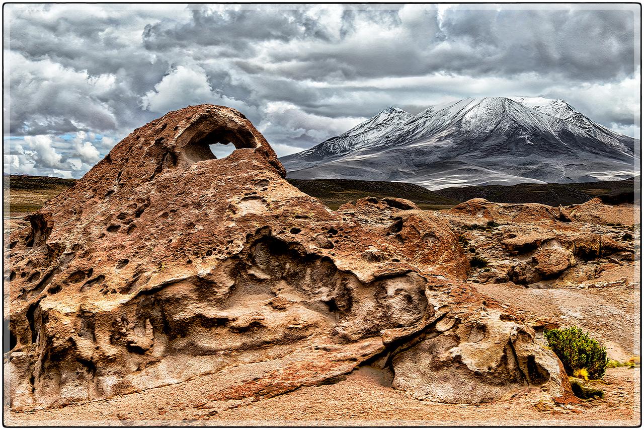 Formaciones de Lava, Volcan Odiable