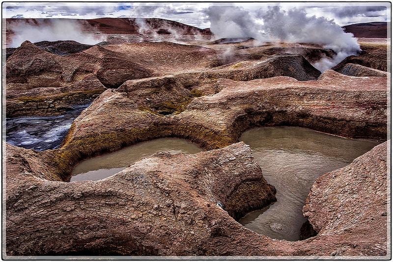 Patrones Volcánicos
