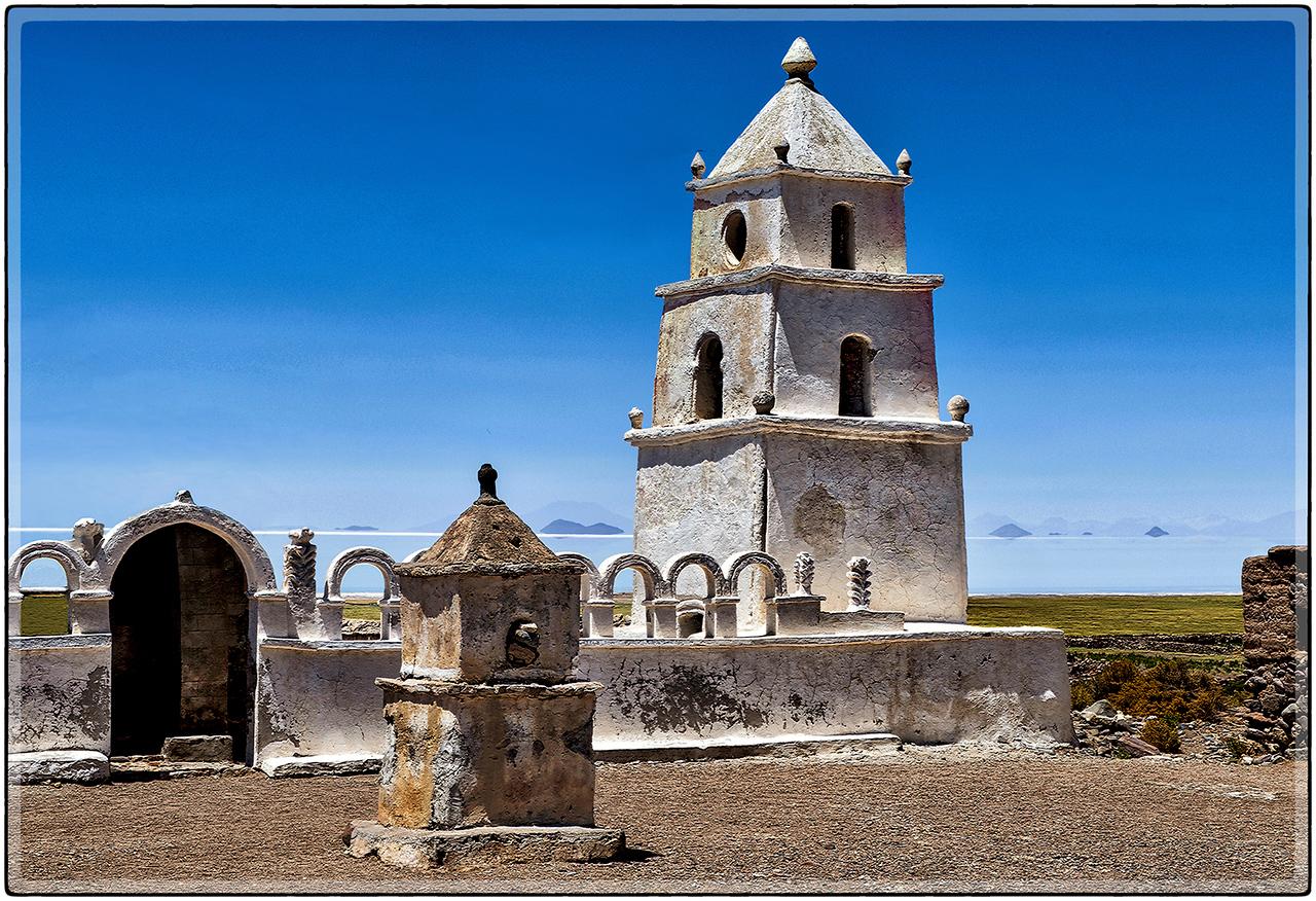 Templo, Salar de Tunupa