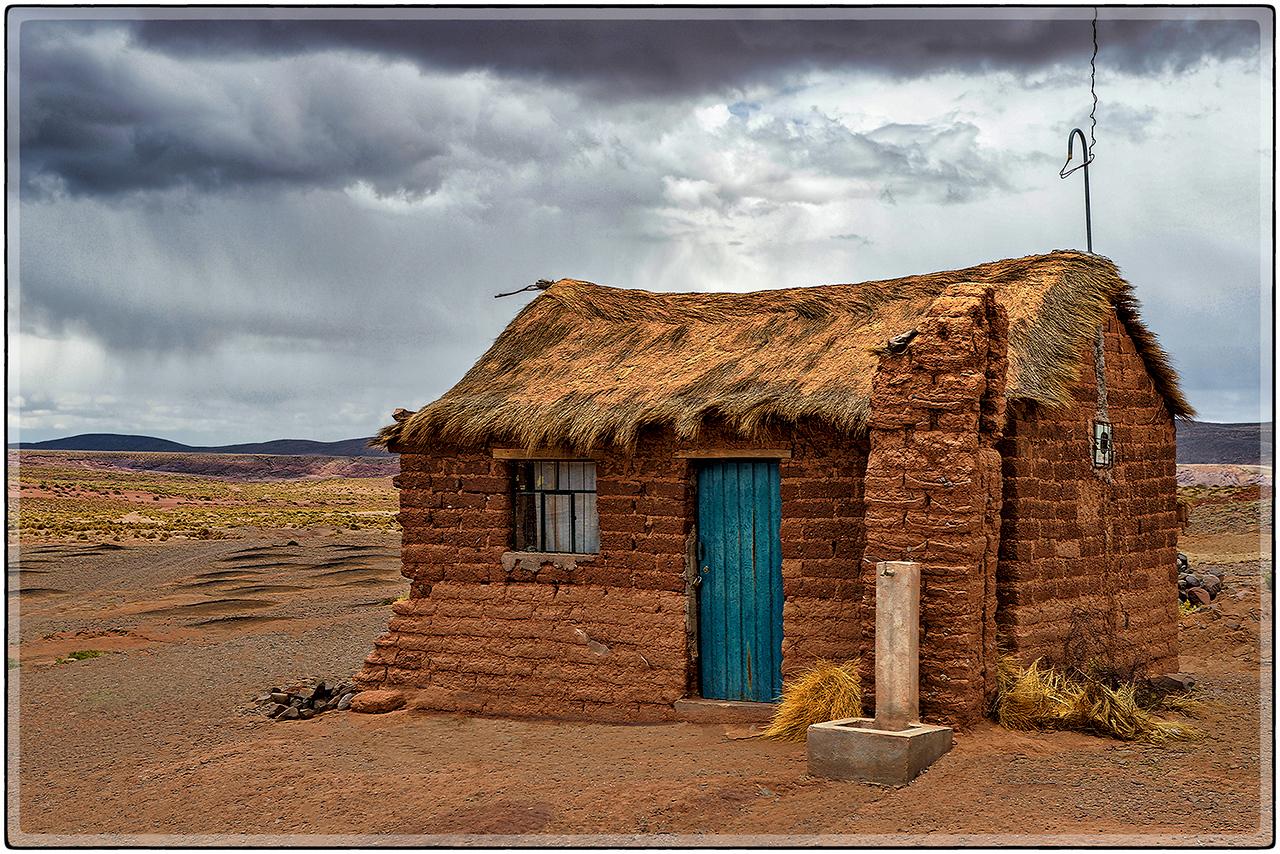 Casa Típica en El Pueblo de Celillos