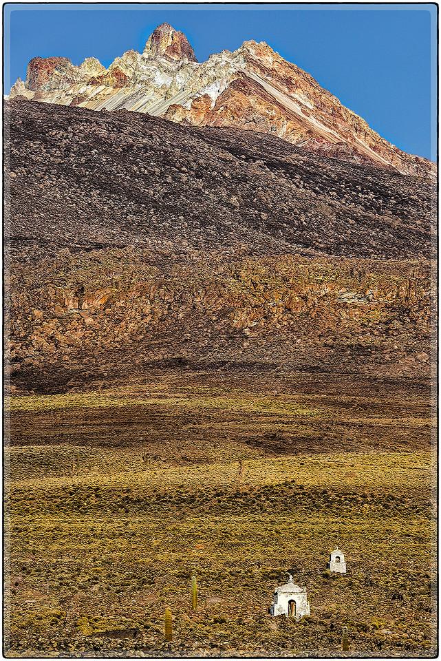 Estaciones de Rezo, Volcan Tunupa