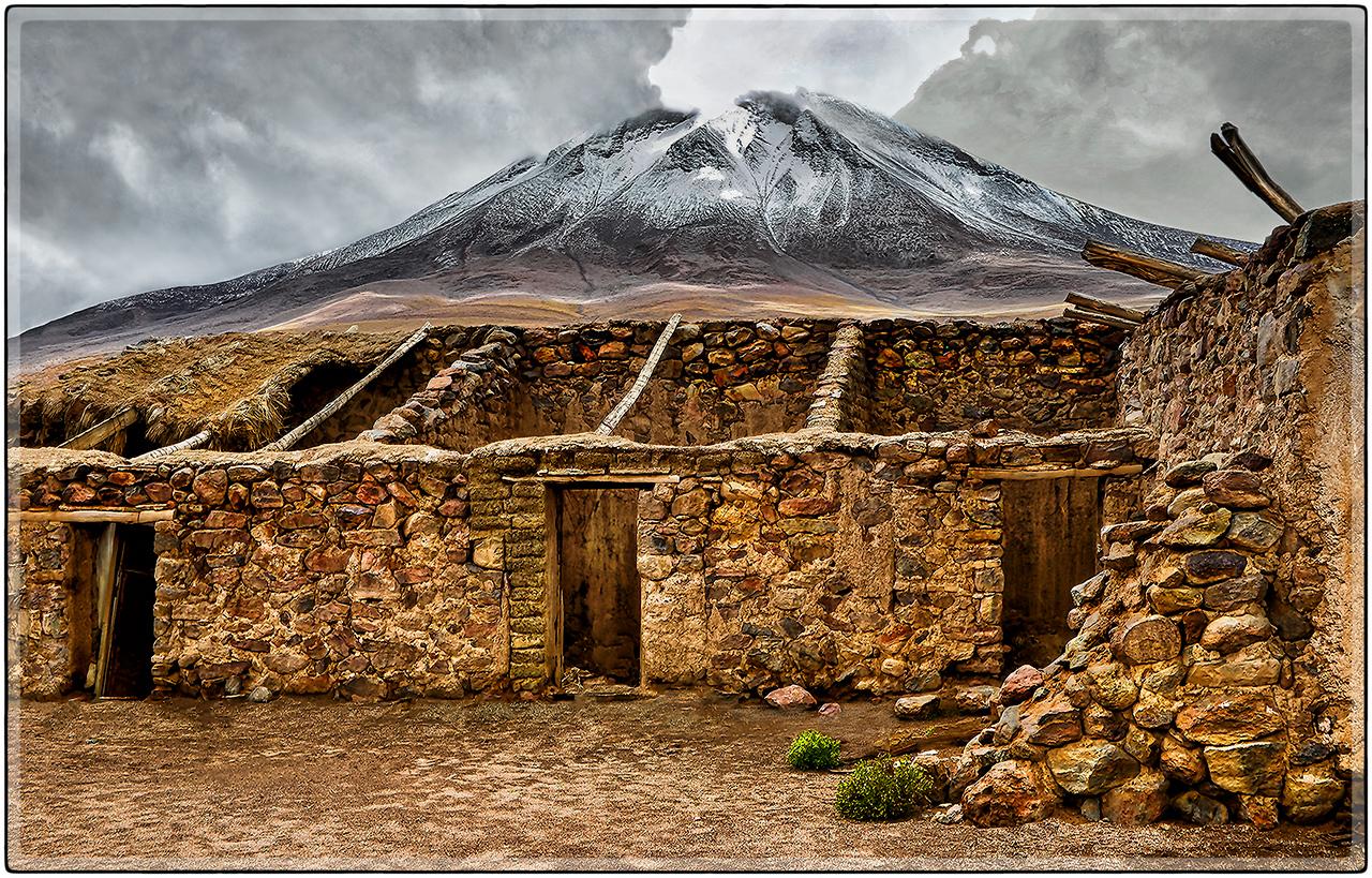 Albergues Abandonados de La Mina Corina