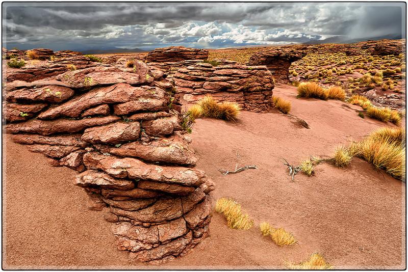 Capas de Piedra, Morejon