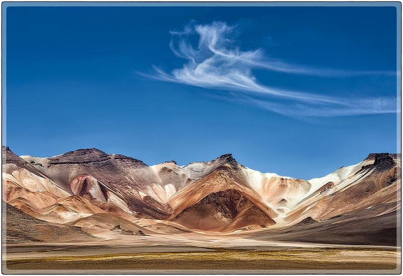 Colinas del Desierto de Dali