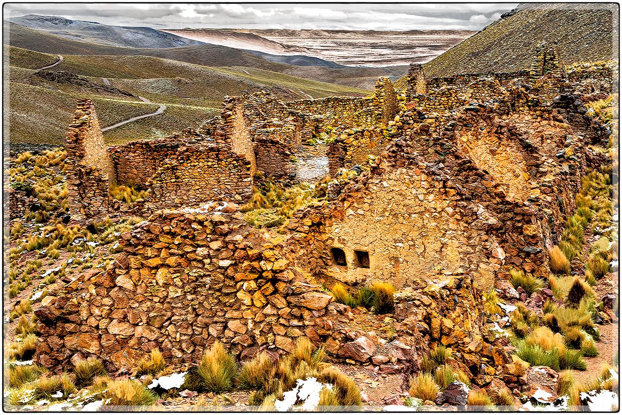 Hospedajes en Ruinas